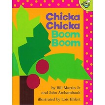 Simon & Schuster Chicka Chicka Boom Boom Paperback image 2