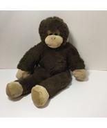 "Monkey Plush Stuffed Animal Build a Bear 1997 17"" - $10.69"