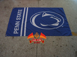 Penn State Free Shipping NEW 90x150cm  Flag 100% Polyester banner, Colle... - $16.80