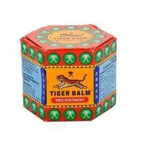 4 X Tiger Balm Red Relief 21ml Muscular Ache Pain Sprain Ointment Massage Rub - $14.15