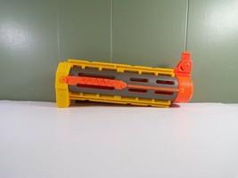Nerf N-Strike Recon CS-6 Dart Blaster Yellow Barrel Extension Attachment Hasbro - $5.00