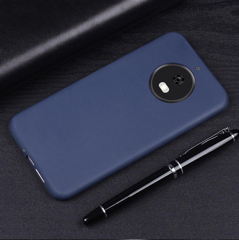 Primary image for Color Matte Candy TPU Case for Moto X4 C Plus E4 Euro E5 G3 G4 G5 G5S G6 Play G7