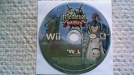 Medieval Games (Nintendo Wii, 2009) - $5.90