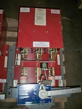 BLO-37160 1600A 600VDC UPS Red Back Base Square D Switch Used E-OK - $2,750.00