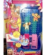 Barbie Swim And Race Pups Blonde Pups Swim - $25.00
