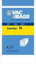 DVC Vacuum Bags for Eureka Mighty Mite Style N Canister Vacuums - 3 Pack - $5.99