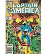 Captain America #326 ORIGINAL Vintage 1987 Marvel Comics Newsstand - $14.84