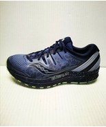 Saucony Guide ISO 2 TR Women's Size 7.5 M (B) Blue / Mint Trail Shoes S1... - $79.19