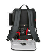 Manfrotto camera backpack NEXT collection 21.4L compact backpack gray - $84.55