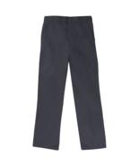 French Toast Boys' Double Knee Workwear Finish Pant Gray 4 #NJF61-M804 - $15.99