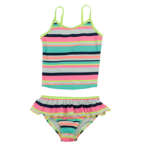 Carter's Girls Pattern Tankini Set Baby Size 3-6 Mo, 6-9 Mo, 18 Mo, 24 M... - $12.99