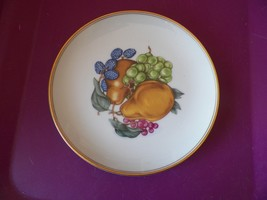 Fitz and Floyd Fruit Ensemble salad plate 1 available - $4.90