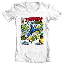 The Torpedo t-shirt marvel comics retro vintage 1970's 1980's graphic tee image 1