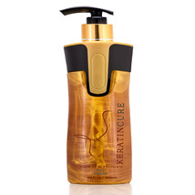 Keratin Cure Color Safe Gold & Honey Bio-Brazilian Daily Shampoo  300ml ... - $36.99