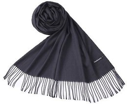 AngelCity Brides Imitation Cashmere Women's Shawl Scarf Winter Solid Color - $12.23
