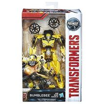 Transformers The Last Knight: Bumblebee Premier Edition Deluxe Class - $31.32+