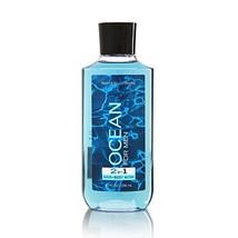 Bath Body Works Ocean for Men 10.0 oz 2 in 1 Hair Body Wash - $29.03
