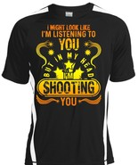 In my Head I'm Shooting You T Shirt, I'm Listening To You T Shirt, Cool ... - $16.99+