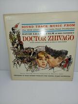 "Vintage Doctor Zhivago Sound Stage Orchestra Vinyl LP 12"" Record SF-24800 - $1.97"