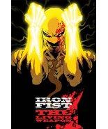 Iron Fist Living Weapon #1 [Comic] [Dec 30, 189... - $5.99