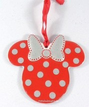 Disney Theme Parks Minnie Ears Ceramic Polka Do... - $12.99