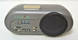 ULTMOST Talking Alarm Clock, Working, UT6633, Free Shipping - $19.99