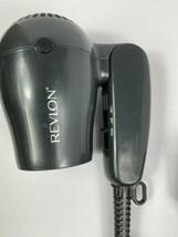 Revlon Hair Dryer 1600 W Model RV-417 Portable Travel - $8.90
