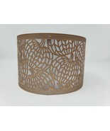 Illuminating Jar Candle Topper - Pumpkin Design - New - $19.99