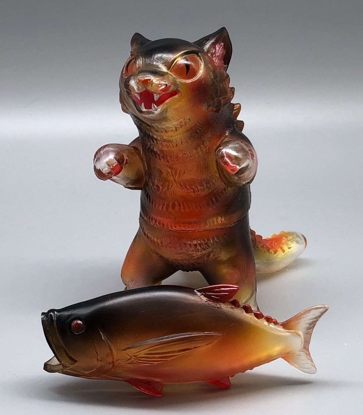 "Max Toy ""Burning"" Negora w/ Fish Rare"