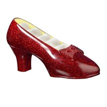 The Wizard of Oz Ruby Slipper Musical Jewelry Holder by The San Francisc... - $58.98