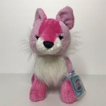 Ganz Webkinz FrooFroo Fox Stuffed Animal Plush Beanie Sealed Code Sparkl... - $18.80