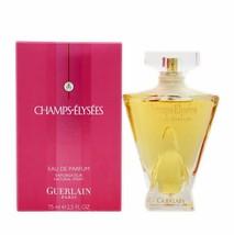 GUERLAIN CHAMPS ELYSEES EAU DE PARFUM NATURAL SPRAY 75 ML/2.5 FL.OZ.  - $88.61