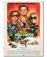 "Once Upon A Time In Hollywood Movie Poster 24x36"" - Frame Ready - USA Sh... - $17.09"