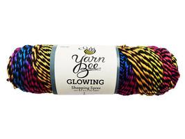 Yarn Bee Glowing Yarn in Shopping Spree #1840768