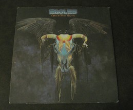 Eagles One Of These Nights Asylum 7E-1039 Stereo Vinyl Record Textured Cover image 1