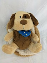 "Popatu Dog Backpack Plush Puppy 12"" 2019 Stuffed Animal Toy - $14.95"