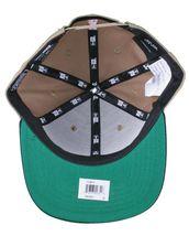 Crooks & Castles New Era Purple/Yellow or Khaki Chain C Snapback Hat image 15