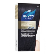 PHYTOCOLOR Permanent Coloring Treatment Shade 1 Black - $28.00