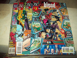 BLOOD PACK #1-4 (COMPLETE MINI-SERIES) - $6.00