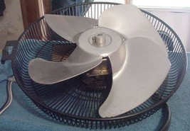Monitor Kerosene K-1 Heater 41 Rear Heat Circulation Room Fan Assembly MPI - $49.00
