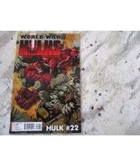 Hulk # 22 VF/NM Condition Marvel Comics 2010 Variant Cover - $10.00
