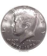 1976-D 50C Clad Kennedy Half Dollar - $2.48