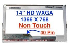 "Compaq Presario CQ45-711TU 14"" Hd New Led Lcd Screen - $56.43"