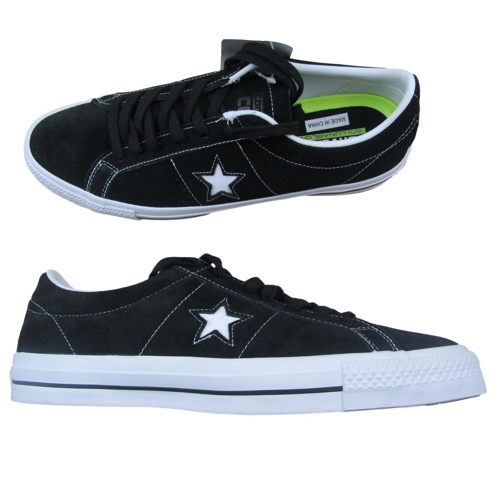 a0235964ee22 Converse One Star Suede Ox Skate Casual and 50 similar items