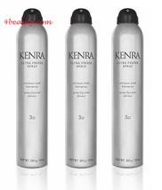 Kenra Ultra Freeze Spray 30 Ultimate Hold spray 10oz (pack of 3) Till 12/21/19 - $49.49