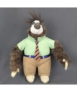 Disney Zootopia FLASH from the DMV Sloth Animal Plush Doll 9 1/2 inches  - $12.55