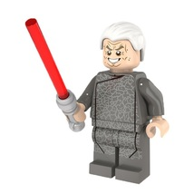 1 Psc Star Wars Military Figure Palpatine Fit Lego Building Block Minifi... - $6.99
