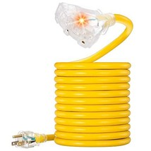 Heavy Duty Extension Cord,VCZHS UL Listed 12 Gauge Extension Cord 3 Pron... - $78.04