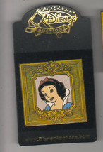 Snow White in Gilded Frame Disney Auctions (P.I.N.S.) le 500  pin on  Card - $79.99