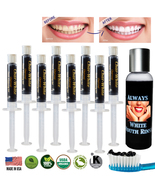 Activated Charcoal Gel for Natural Teeth Whitening - Fresh Teeth Whiten... - $11.99